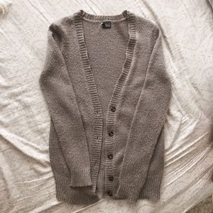 Urban Outfitters Oatmeal Cardigan